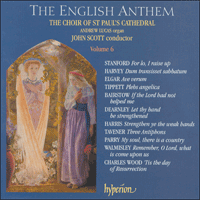 Cover of CDA66826 - The English Anthem, Vol. 6