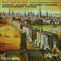 Cover of CDA66836 - Hark! hark! the lark
