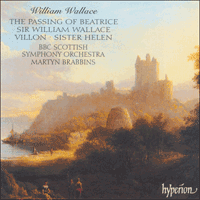 Cover of CDA66848 - Wallace: Symphonic Poems