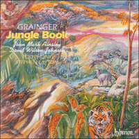 Cover of CDA66863 - Grainger: Jungle Book & other choral works