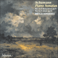 Cover of CDA66864 - Schumann: Piano Sonatas