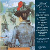 Cover of CDA66868 - British Light Music Classics, Vol. 1