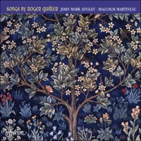 Cover of CDA66878 - Quilter: Songs