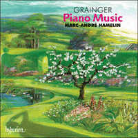 CDA66884 - Grainger: Piano Music