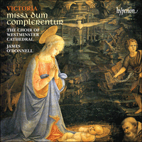 Cover of CDA66886 - Victoria: Missa Dum complerentur & other sacred music