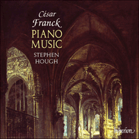 Cover of CDA66918 - Franck: Piano Music