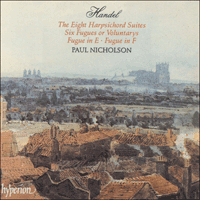 Cover of CDA66931/2 - Handel: The Eight Great Suites