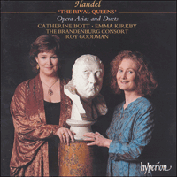 CDA66950 - Handel: The Rival Queens