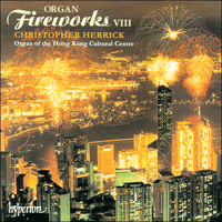 Cover of CDA66978 - Organ Fireworks, Vol. 8
