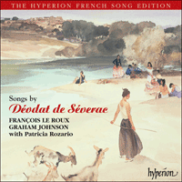 CDA66983 - S�verac: Songs