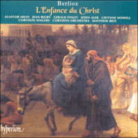 Cover of CDA66991/2 - Berlioz: L'Enfance du Christ