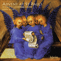 Cover of CDA66994 - Advent at St Paul's