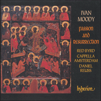 Cover of CDA66999 - Moody: Passion & Resurrection