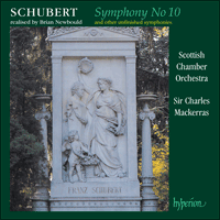 CDA67000 - Schubert: Symphony No 10 & other unfinished symphonies