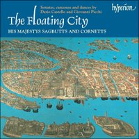 Cover of CDA67013 - The Floating City
