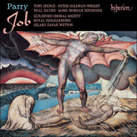 Cover of CDA67025 - Parry: Job