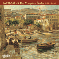 CDA67037 - Saint-Sa�ns: The Complete �tudes
