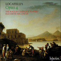 CDA67041/2 - Locatelli: Sonatas Op 4