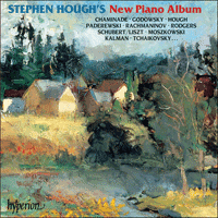 Cover of CDA67043 - Stephen Hough's New Piano Album