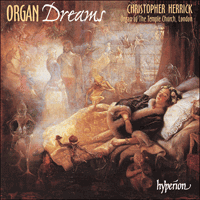 Cover of CDA67060 - Organ Dreams, Vol. 1