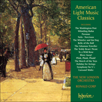 Cover of CDA67067 - American Light Music Classics