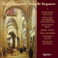 Cover of CDA67070 - Faur� & Durufl�: Requiem