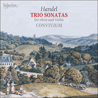 Cover of CDA67083 - Handel: Trio Sonatas