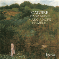 Cover of CDA67090 - Catoire: Piano Music