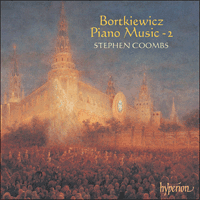 CDA67094 - Bortkiewicz: Piano Music, Vol. 2