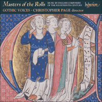 Cover of CDA67098 - Masters of the Rolls