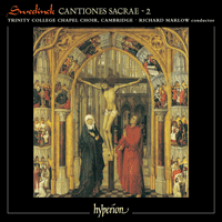 CDA67104 - Sweelinck: Cantiones Sacrae, Vol. 2