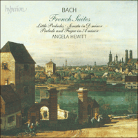 Cover of CDA67121/2 - Bach: The French Suites