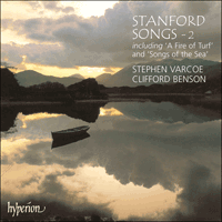 Cover of CDA67124 - Stanford: Songs, Vol. 2