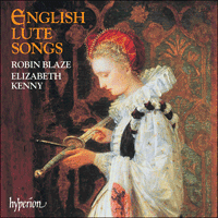 Cover of CDA67126 - English Lute Songs