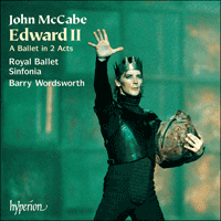 Cover of CDA67135/6 - McCabe: Edward II