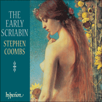 Cover of CDA67149 - Scriabin: The Early Scriabin