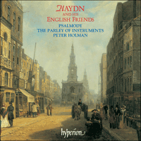 Cover of CDA67150 - Haydn and his English Friends