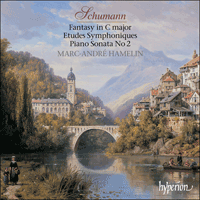 CDA67166 - Schumann: Piano Music