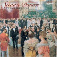 Cover of CDA67169 - Strauss Dances