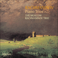Cover of CDA67178 - Rachmaninov: Piano Trios