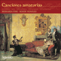 Cover of CDA67186 - Canciones amatorias