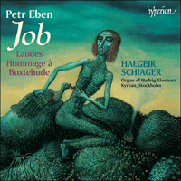 CDA67194 - Eben: Organ Music, Vol. 1 - Job