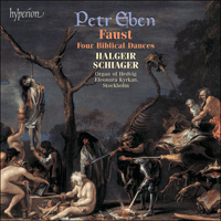 Cover of CDA67195 - Eben: Organ Music, Vol. 2 � Faust
