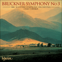 Cover of CDA67200 - Bruckner: Symphony No 3