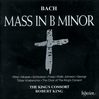 CDA67201/2 - Bach: Mass in B minor