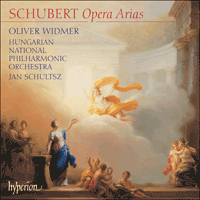 Cover of CDA67229 - Schubert: Opera Arias