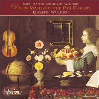 CDA67238 - Violin Masters of the 17th Century