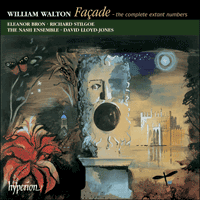 Cover of CDA67239 - Walton: Fa�ade