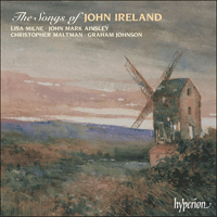 Cover of CDA67261/2 - Ireland: Songs