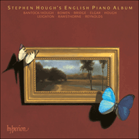 Cover of CDA67267 - Stephen Hough's English Piano Album